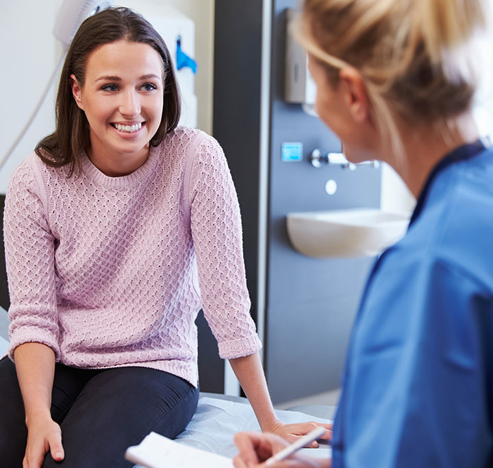 Initial Evaluation for Psychiatric Care